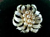 Pin/Brooch Antique Stainless 23.6g